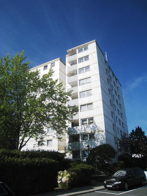 Klassische 2-Zimmer-Wohnung mit Balkon