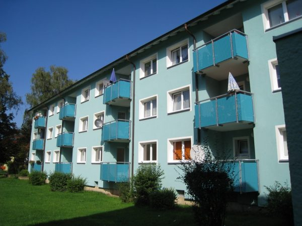 Schöne 3-Zimmer-Wohnung mit Loggia